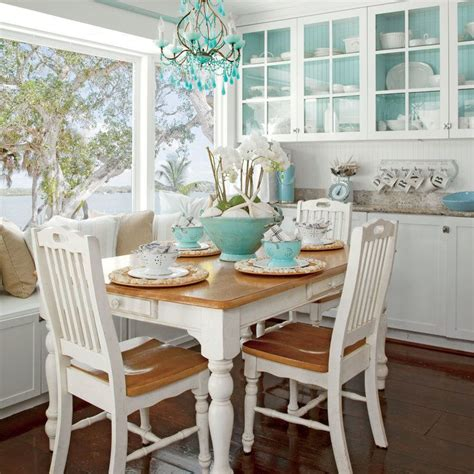 5 Nautical Style Treasures To Bring Some To Your Steps by 25 Best Ideas About Aqua Dining Rooms On