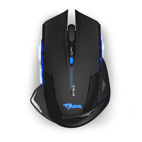 Mouse Gaming Mazer e blue mazer type r advance gaming mouse wireless