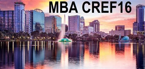Florida Mba Conference by Highlights From Mba Cref16 In Orlando Edrnet