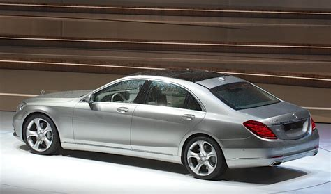 future mercedes s class live from hamburg germany the 2014 mercedes benz s class