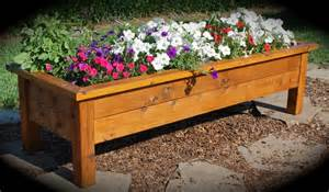 Building Planter Boxes by How To Build A Planter Box Casual Cottage