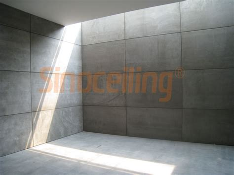 Cement Ceiling Board by Fiber Cement Board Drywall Partition Boards