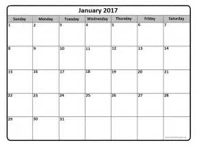 template for monthly calendar 2017 monthly calendar template weekly calendar template