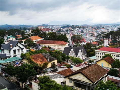 doing & seeing in dalat, vietnam.   The Tale of Two
