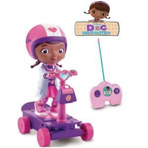 disney doc mcstuffins childrens girls remote controlled