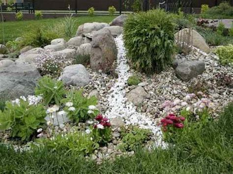 Rock Garden Design Rockery Garden Designs Lighting Furniture Design