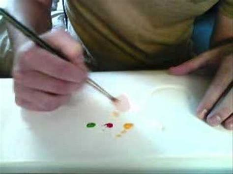 how to make skin color how to mix skin tones with paints