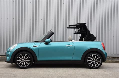 hair styles for convertible cars mini convertible review 2018 autocar