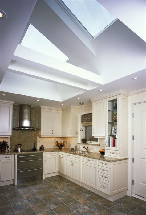 light tunnels kitchens 52 beautiful kitchens with skylights pictures