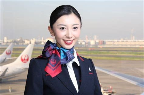 jal japan airlines cabin crew uniforms asian airlines