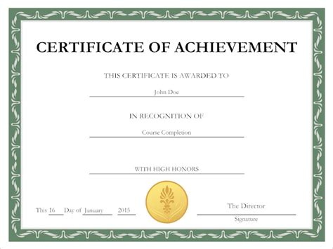 design your own certificate templates certificate maker free app