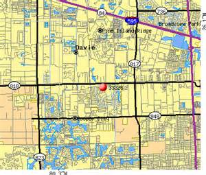 davie florida map 33328 zip code davie florida profile homes