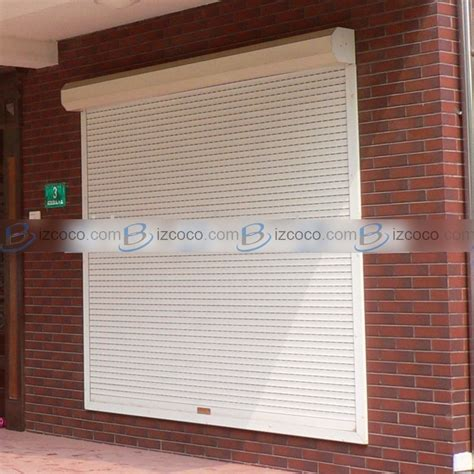 aluminum roll shutters for sale prices manufacturers
