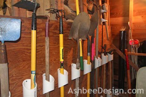 Garage Storage For Shovels 35 Diy Garage Storage Ideas To Help You Reinvent Your