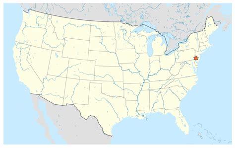 free vector usa map philadelphia pennsylvania us printable vector map