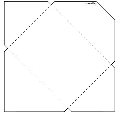 Printable Envelope Template Pdf | how to make a c5 envelope ehow uk general interest