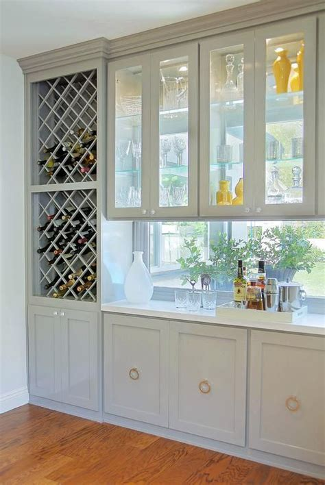 pictures of built in wine cabinets 25 best ideas about built in wine rack on