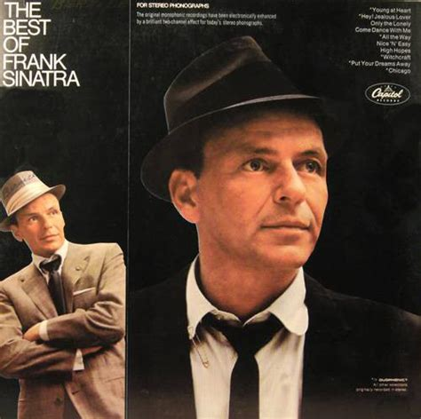 frank sinatra the best frank sinatra the best of frank sinatra the capitol years
