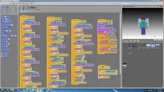 best software to make tutorial videos adding minecraft 3d graphics to scratch programs tutorial