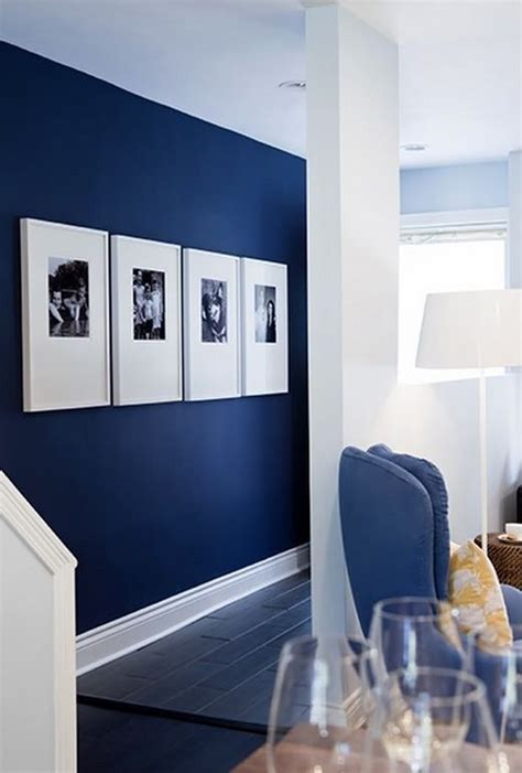 20 Bold Beautiful Blue Wall 5 Affordable Ideas How To Decorate A Rental House
