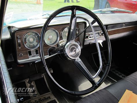 Home Interior Shows Picture Of 1966 Studebaker Commander