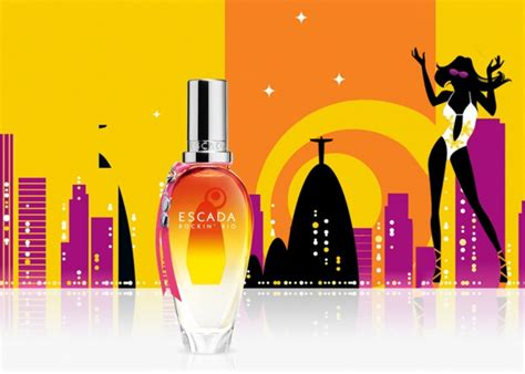 Parfum Escada Rockin new escada seasonal summer fragrances 2012