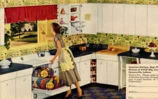 1950s Kitchen Design by Retro Kitchen Design Sets And Ideas