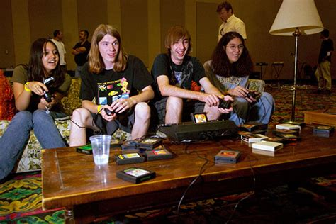 on the couch show classic gaming expo is geekiest thing in vegas wired