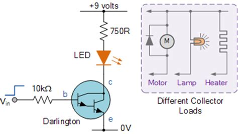 darlington transistor base voltage electronic electrical engineer s guide darlington transistors