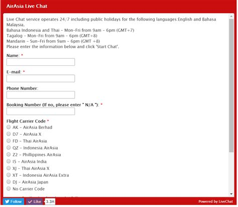 airasia online chat airasia的乘客资料填错了怎么办 性别填错 mr miss填错 生日日期填错 都可以改 名字填错也是可以更改