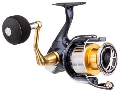 Spining Reel Dual Speed Sabpolo T Power 4000 10 Bearing shimano power sw spinning reel tp4000swbxg