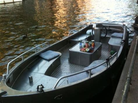 boot ameland hoe lang varen mokumboot 6 persoons huren in amsterdam noord holland