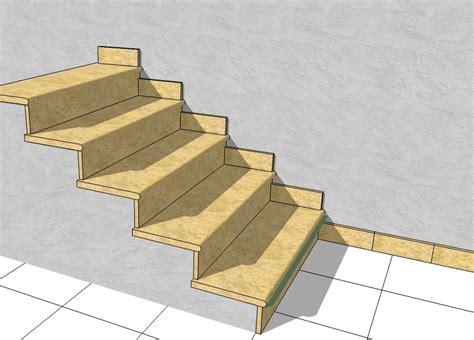 plinthes d escalier sur mesure
