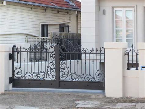 Home Gate Design 2016 | 2016 latest cheap price simple house main gate design