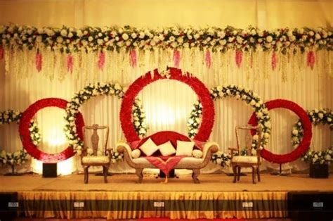 Stage Decoration For Wedding   1000  Ideas For Wedding