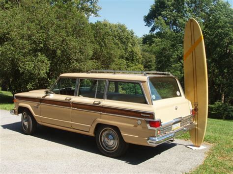1976 Jeep Wagoneer Early Details 1976 Jeep Wagoneer Bring A Trailer
