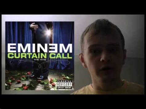 curtain call review eminem curtain call the hits cd review youtube
