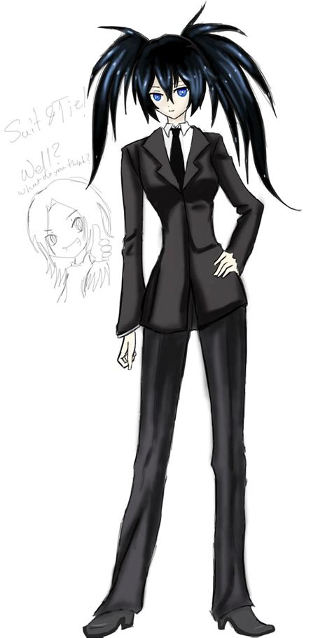 Suit And Tie Brs Full Body Ver By Kunoichi Anime Angel Anime Boy In Suit Drawing Free