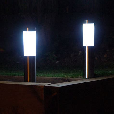 solar outdoor lights triyae solar outdoor lights reviews various design