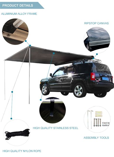4 wheel drive awnings 4 wheel drive awnings 28 images auto car roof top tent auto side awning for four