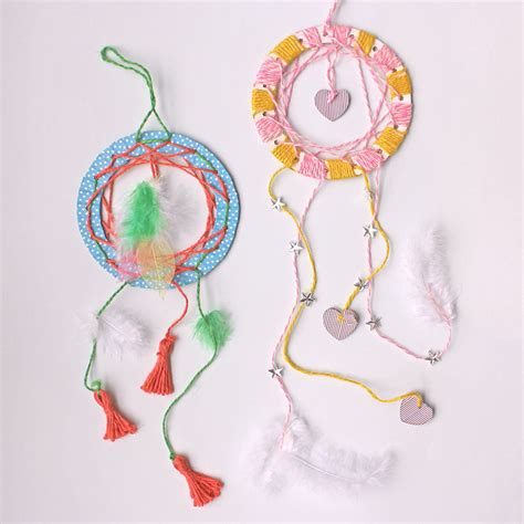 How To Make A Paper Dreamcatcher - how to make a dreamcatcher paperchase journal