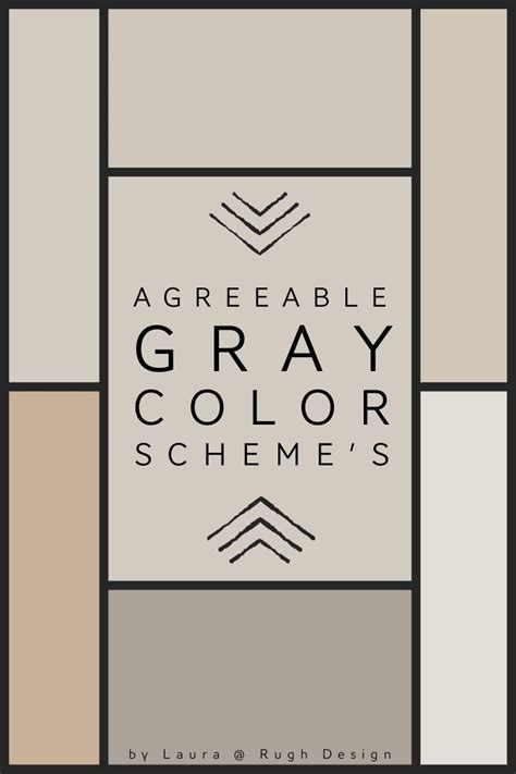 color scheme  agreeable gray sw  agreeable gray