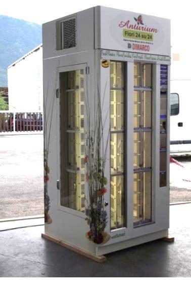 distributori automatici fiori flower vending machine natura 232 automatique