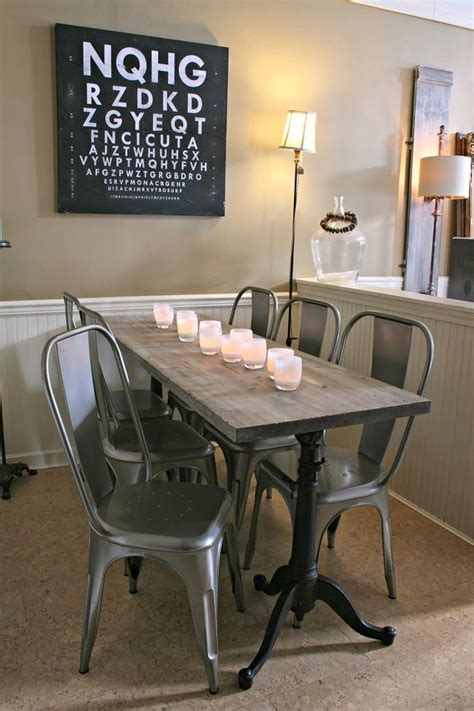 restoration hardware drafting table weathered wood dining table restoration hardware metal