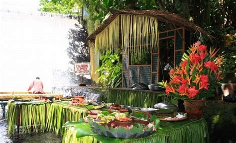 villa escudero waterfalls restaurant waterfalls restaurant in villa escudero philippines 12