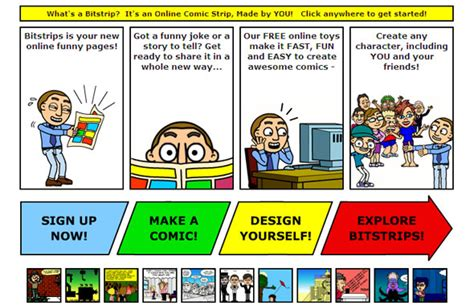 create your own web comics memes with these free tools