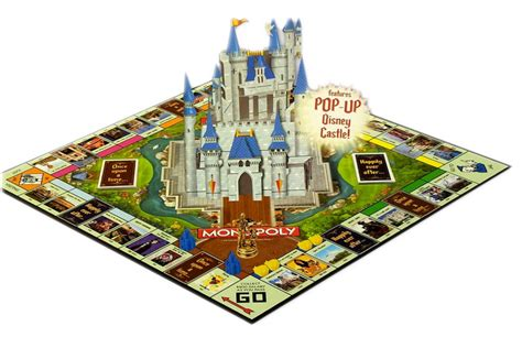 themes of monopoly board games disney monopoly theme park edition iii full version free