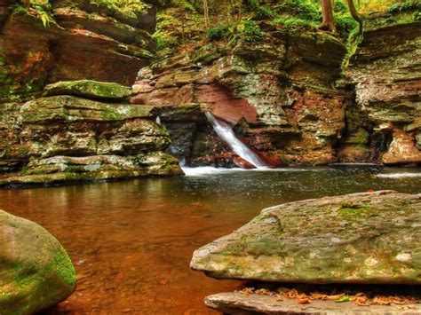 Ricketts Glen State Park Cabins by Top 10 Things To See And Do In Pennsylvania Places To