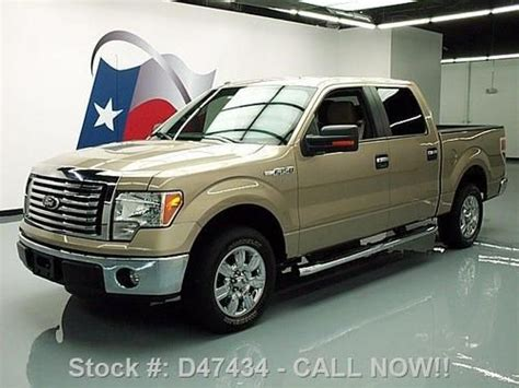 2011 ford f 150 xlt supercrew sell used 2011 ford f 150 xlt supercrew tx edition side