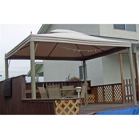 patio gazebo costco patio gazebo costco home casual 10 x 10 scalloped gazebo